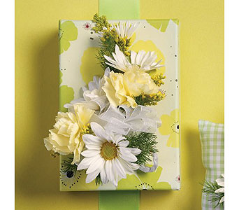Yellow Wedding 9 in Albuquerque NM, Silver Springs Floral & Gift
