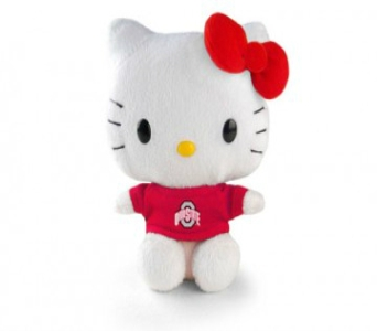 Hello Kitty in Columbus OH, OSUFLOWERS .COM