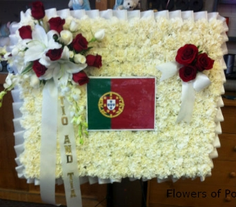 Portuguese in San Diego CA, Flowers Of Point Loma