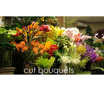 CUT BOUQUET in Victoria BC, Fine Floral Designs