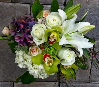Love Bay Area in Orinda CA, Misaghi Design Orinda Florist