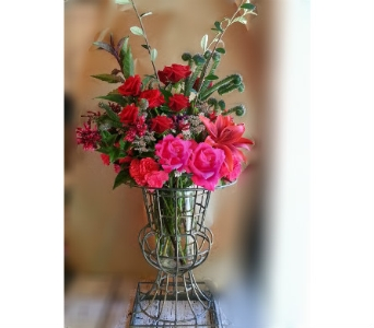 For Your Eyes Only in Orinda CA, Misaghi Design Orinda Florist