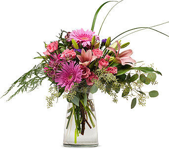 Birthday Surprise in Dearborn Heights MI, English Gardens Florist