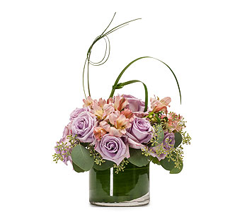 Lavender Melody in Mount Morris MI, June's Floral Company & Fruit Bouquets