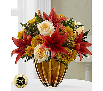 The FTD� Giving Thanks� Bouquet in Pompano Beach FL, Pompano Flowers 'N Things