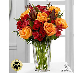 The FTD� Many Thanks� Bouquet by Vera Wang in Pompano Beach FL, Pompano Flowers 'N Things