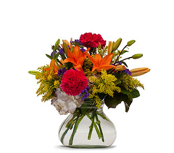 Fever in Spartanburg SC, A-Arrangement Florist
