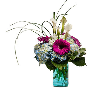 Welcome Home in Traverse City MI, Teboe Florist