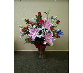 Roses&Bows Specialty in Rancho Cordova CA, Roses & Bows Florist Shop