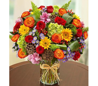 Garden of Grandeur™ for Fall dans Watertown CT, Agnew Florist