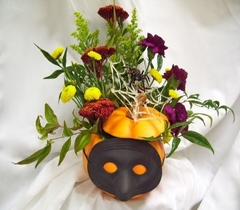 Phantom Pumpkin in Littleton CO, Littleton's Woodlawn Floral
