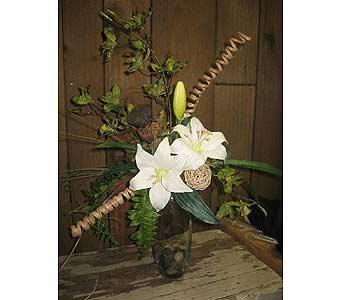Silk flowers delivery ligonier pa rachels ligonier floral silk flower arrangement in ligonier pa rachels ligonier floral mightylinksfo