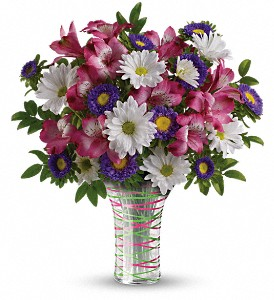 Teleflora's Thanks To You Bouquet in Winston Salem NC, Sherwood Flower Shop, Inc.