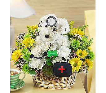 Doggie Howser M.D. in Mission Viejo CA, Conroy's Flowers