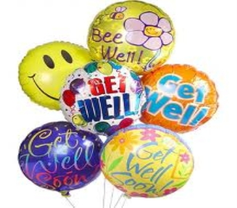 Get Well Balloon Bouquet in Herndon VA, Herndon Florist, Inc