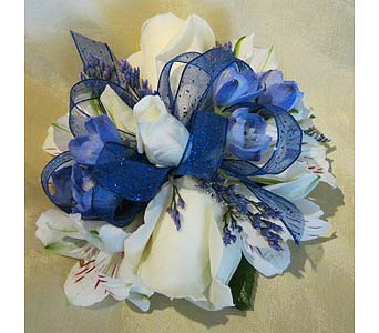 Royal and White in Wake Forest NC, Wake Forest Florist