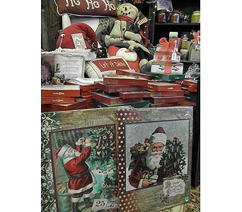 Christmas 2013 in Broomall PA, Leary's Florist
