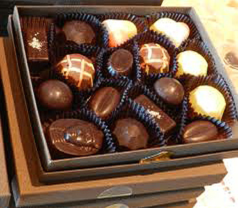 Boxed Chocolates in Brentwood CA, Flowers By Gerry