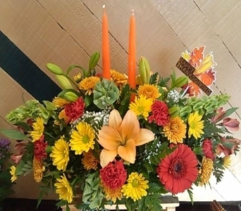 THANKSGIVING FLOWERS in Bellmore NY, Petite Florist