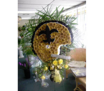 New Orleans Saints in Freehold NJ, Especially For You Florist & Gift Shop