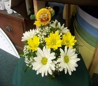 DAISY SMILES in Claremont NH, Colonial Florist