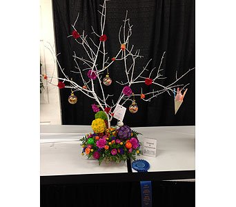 Trish 1st place - 2013 NC State Fair in Wake Forest NC, Wake Forest Florist