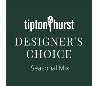 Designer's Choice Seasonal Mix in Little Rock AR, Tipton & Hurst, Inc.