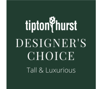 Designer's Choice Tall & Luxurious in Little Rock AR, Tipton & Hurst, Inc.