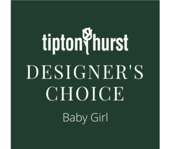 Designer's Choice Baby Girl in Little Rock AR, Tipton & Hurst, Inc.