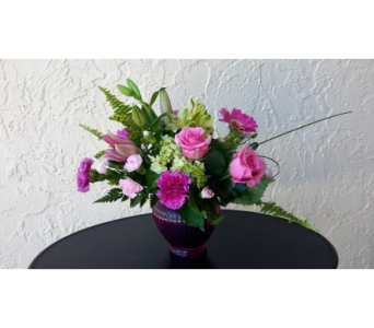 VF MIXED VASE in The Villages FL, The Villages Florist Inc.