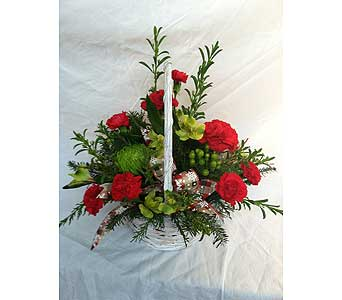 Holiday Basket in Creedmoor NC, Gil-Man Florist Inc.