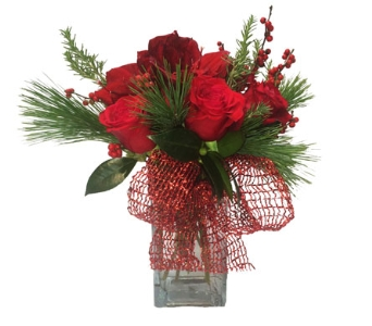 Something In Red in Oklahoma City OK, New Leaf Floral Inc
