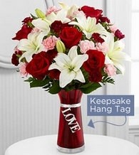 The Expressions of Love Bouquet in Chicago IL, Yera's Lake View Florist