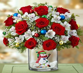 Christmas Hope in Round Rock TX, Heart & Home Flowers