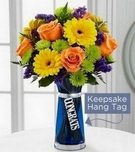 The Congrats Bouquet in Chicago IL, Yera's Lake View Florist