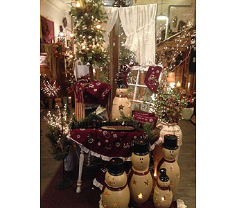 Tour Our Shop in Loudonville OH, Four Seasons Flowers & Gifts