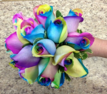 Wedding Bouquet 8 in Frankfort IL, The Flower Cottage