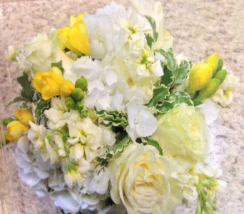 Wedding Bouquet 36 in Frankfort IL, The Flower Cottage