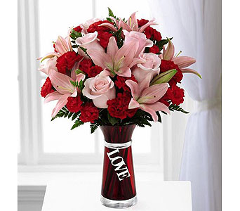 The FTD� Hold My Heart� Bouquet in Baltimore MD, Gordon Florist