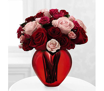 The FTD� My Heart to Yours� Rose Bouquet in Baltimore MD, Gordon Florist