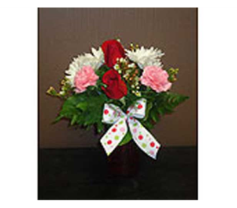 Crazy about You in Oshkosh WI, Hrnak's Flowers & Gifts