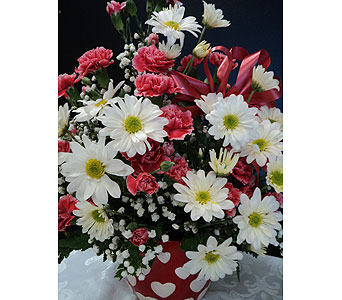 Daisy Love Bouquet in Barrie ON, The Flower Place