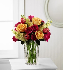 The FTD� Beauty and Grace� Bouquet by Vera Wang in Kingsport TN, Holston Florist Shop Inc.
