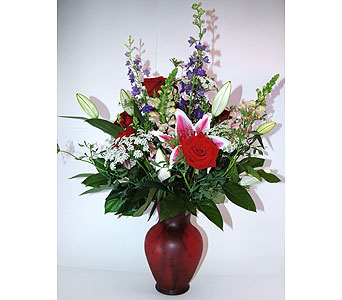 -The Always & Forever in Northfield MN, Forget-Me-Not Florist