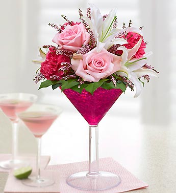 Cosmopolitan Bouquet in Camp Hill and Harrisburg PA, Pealers Flowers