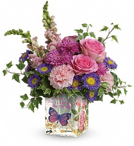 Teleflora's Wild Beauty Bouquet in Nepean ON, Bayshore Flowers