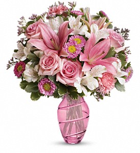 That Winning Smile Bouquet by Teleflora in Crown Point IN, Debbie's Designs