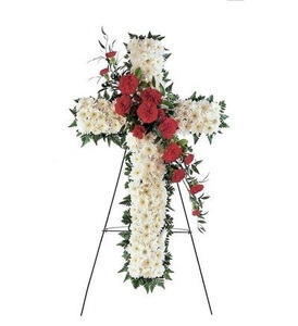 Hope and Honor Cross in Clearwater FL, Hassell Florist