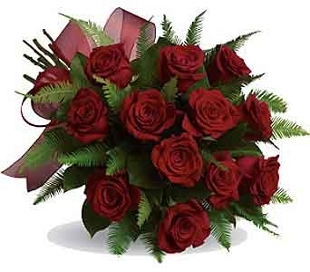 Dozen Red Roses in Orleans ON, Crown Floral Boutique