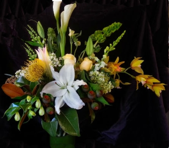 Simply Beautiful in Orinda CA, Misaghi Design Orinda Florist